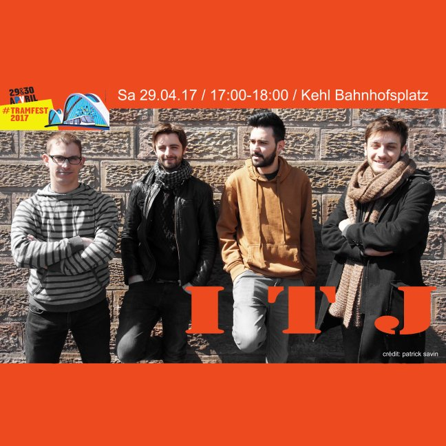 ITJ Tramfest instagram